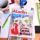 Illustration - couverture du magazine Aladin - Camille Skrzynski